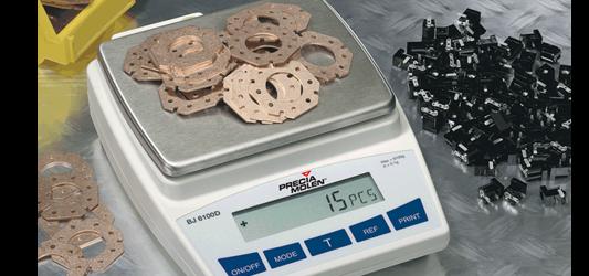 BJ laboratory scales